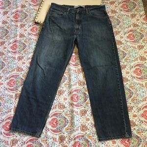 DENIZEN from Levi's Men's 285 Relaxed Fit Jeans